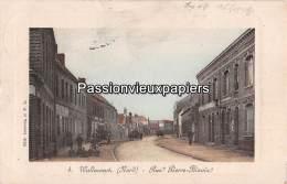 WALINCOURT 1916 RUE PIERRE FLINOIS  (Feldpost) - Frankrijk