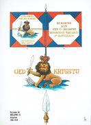 Planche Rigo - Le Plumet D4 Drapeaux - Royaume De Hollande (1) 1806-1810 - Histoire