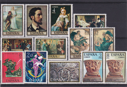 Lotje Spanje Kaart A 93 - Timbres