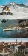 PIAN DI BOBBIO - MILANO - BELLANO - Andere Städte