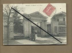 CPA  -   Croissy  - La Mairie - Croissy-sur-Seine