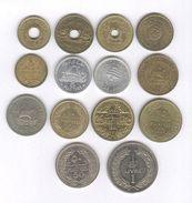 Lot De 14 Monnaies Liban - TTB à TTB+ - Lebanon