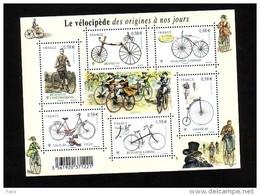 2011-N°F4555**(4555/4560 ) LE VELOCIPEDE - Francia