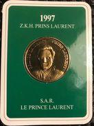 Prince Laurent 1997 Belgique - Collections