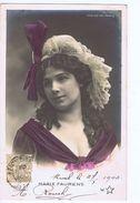 Marie Laurens, Artiste 1900, Casino De Paris , Walery - Theatre