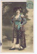 Emmy French, Artiste 1900, Folies Bergère , Walery, Costume De Toréador - Theatre
