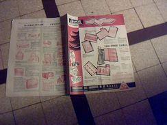Catalogue Publicitaire  CAMIF Cooperative Des Adherants De La MAAIF   Automne 1959  Lingerie Jouets Tsf Armes...24 Pages - Publicité