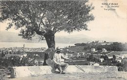 SAINT TROPEZ - Vue Générale - Saint-Tropez