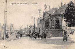 AIGUILLON SUR MER - La Poste - Other Municipalities
