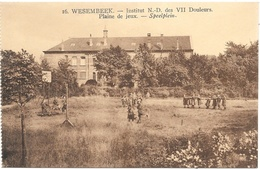 Wesembeek NA3: Institut ND Des VII Douleurs. Plaine De Jeux - Wezembeek-Oppem