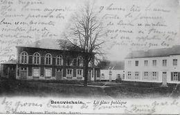 BEAUVECHAIN.  LA PLACE PUBLIQUE - Beauvechain