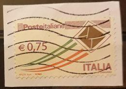 ITALIA 2011 Italian Post - Self Adhesive. USADO - USED. - 6. 1946-.. Repubblica