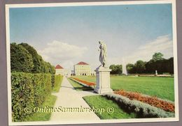 BRD - AK (DH8): Schloß Nymphenburg - Schlösser