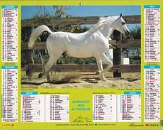 Almanach   1992 Du Facteur LAVIGNE  OISE 60 - Big : 1991-00