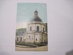 CPA SAUMUR-Chapelle Notre-dame Des Ardilliers T.B.E. Colorisée Publicité Au Dos POULAIN - Saumur