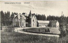 Ochamps - Libramont - Château De Ronfay - Circulé 1910 - Impr. Pinson-Croix, Libramont - SUPER - Libin