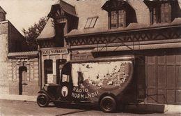 Le Car De Radio-Normandie N°8 - Fécamp