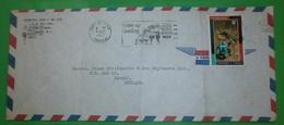 TRINIDAD & TOBAGO - Brief Letter Lettre 信 Lettera Carta письмо Brev 手紙 จดหมาย Cover Envelope (2 Foto)(33744)FFF - Trinidad & Tobago (1962-...)