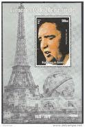 Guinea 1998 Millennium Evenements De 20eme Siecle : Morte Di E. Presley Sheet Nuovo MNH Guinee - Elvis Presley