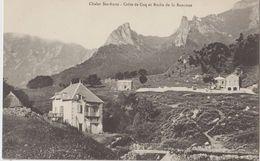 Chalet Ste-anne - Crète De Coq Et Roche De La Rancune - France