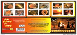 2012 Carnet Adhésif BC 751 FETE Du TIMBRE LE FEU  NEUF - LUXE ** NON Plié 12 Timbres ( Faciale =11.40 ) - Commemorrativi