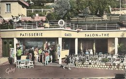 CPSM Veules-les-Roses Le Bar Des Mouettes - Veules Les Roses