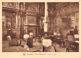 CPM - BRUXELLES - Hôtel Métropole - Le Salon De Lecture - Cafés, Hotels, Restaurants