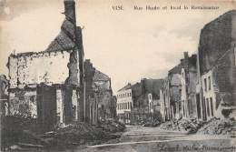 VISE - Rue Haute Et Local La Renaissance - Wezet