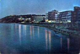 Gabicce Mare - La Spiaggia Di Notte - 26 - Formato Grande Viaggiata – E 3 - Pesaro