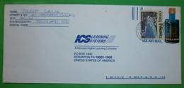 TRINIDAD & TOBAGO - Brief Letter Lettre 信 Lettera Carta письмо Brev 手紙 จดหมาย Cover Envelope (2 Foto)(33759) - Giamaica (1962-...)