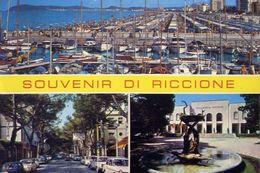 Souvenir Di Riccione - 292 - Formato Grande Viaggiata – E 3 - Rimini