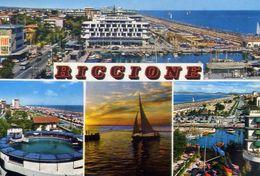Riccione - 1744-1 - Formato Grande Viaggiata – E 3 - Rimini