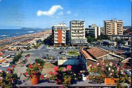 Riccione - Piazzale Alba E Spiaggia - 46832 - Formato Grande Viaggiata – E 3 - Rimini