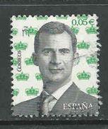 Spanje Yv  Jaar 2016,   Gestempeld, Zie Scan - 1931-Aujourd'hui: II. République - ....Juan Carlos I
