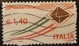 ITALIA 2009 Italian Post - Self-Adhesive. USADO - USED. - 6. 1946-.. Repubblica