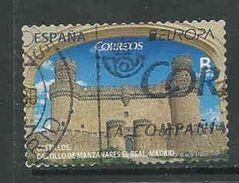 Spanje Yv  Jaar 2017,  Europa Cept,  Gestempeld, Zie Scan - 1931-Aujourd'hui: II. République - ....Juan Carlos I