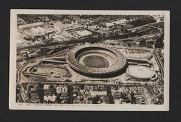 REAL PHOTO Year 1962 BRAZIL MARACANA SOCCER STADIUM RIO DE JANEIRO BRASIL Z1 - Postcards
