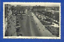 LA CORUNA 1950years  REAL PHOTO POSTCARD SPAIN ESPAÑA GALICIA LA CORUÑA  ESPANA - Postcards