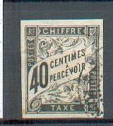 Colg 457 - YT Taxe 10 ° Obli - Portomarken