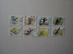 CANADA USED STAMPS BIRD BIRDS 2 SET - Vögel