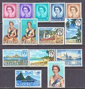 ST.  LUCIA  182-95   *   TOURISM - St.Lucia (...-1978)