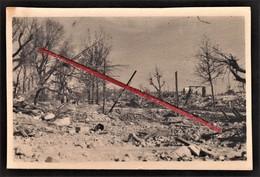 76 LE HAVRE -- Boulevard François 1er Aprés Les Bombardements _ 1944 _ Photo Originale - Plaatsen