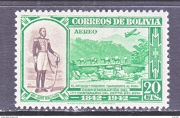 Bolivia  C 92   ** - Bolivia