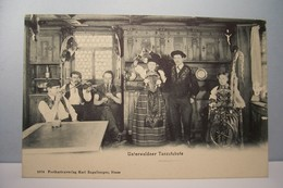 UNTERWALDNER  TANZSTUBETE  -- MUSICIENS - NW Nidwalden