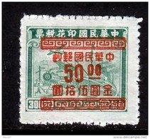 China  923  Type  V    * - 1912-1949 Republic