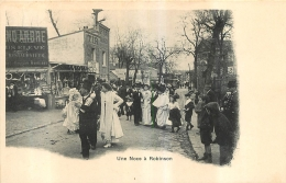 UNE NOCE A ROBINSON - Le Plessis Robinson