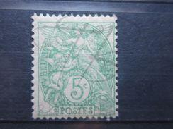 VEND BEAU TIMBRE DE FRANCE N° 111b , XX !!! - 1900-29 Blanc