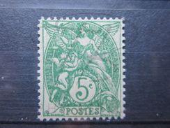 VEND BEAU TIMBRE DE FRANCE N° 111 IIA , XX !!! (b) - 1900-29 Blanc