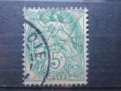 VEND BEAU TIMBRE DE FRANCE N° 111 IB !!! - 1900-29 Blanc