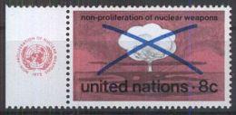 UNO NEW YORK 1972 Mi-Nr. 243 ** MNH - New York -  VN Hauptquartier